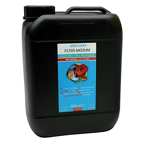 Easy Life Filter Medium – Líquido para filtro de pecera, 5 L