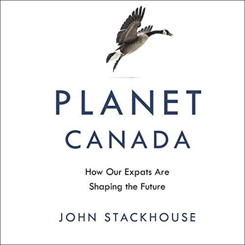 Page de couverture de Planet Canada