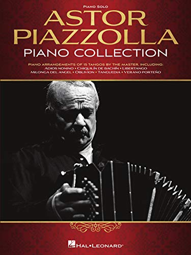 Astor Piazzolla Piano Collection (English Edition)