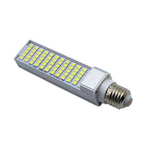 CKQ-KQ E27 LED-lamp voor Mais E27 / E26 5730SMD 60 LED 10 W vervangt 100 W halogeenlamp horizontaal, voor het aansluiten van het licht voor inbouw, laptop, kamer