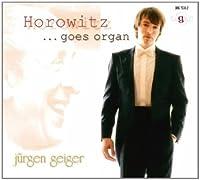 Horowitz Goes Organ