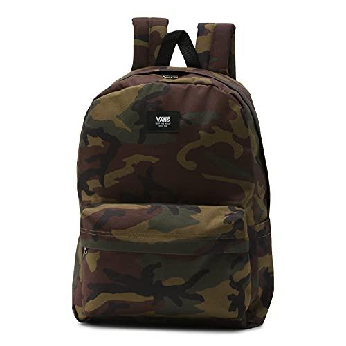 Vans Old Skool Iiii Backpack, Zaino Unisex-Adulto, Classico Mimetico, Taglia Unica