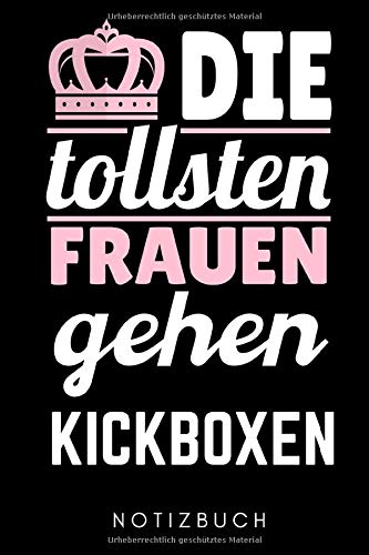 DIE TOLLSTEN FRAUEN GEHEN KICKBOXEN...