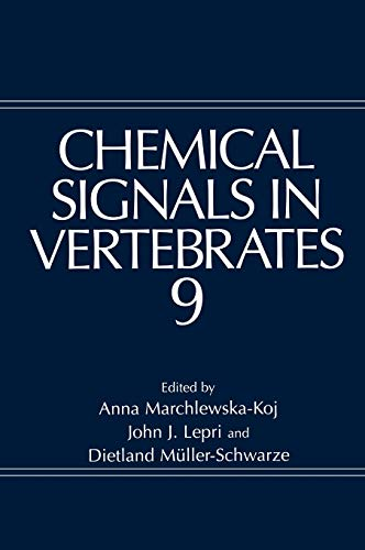 Chemical Signals in Vertebrates 9