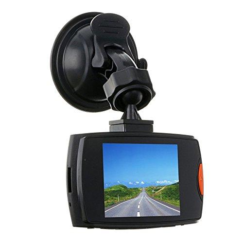 Ballylelly G30 2.4 Pollici Car DVR 90 Gradi Fotocamera Video registratore Dash Camera