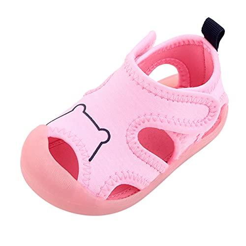 YWLINK Sandalias Deportivas NiñOs Zapatos Para NiñOs Punta Cerrada Verano Playa Sandalias Zapatos,Zapatillas Antideslizante Fondo Blando Casuales Sandalias De Color SóLido Zapatos De Calzado P