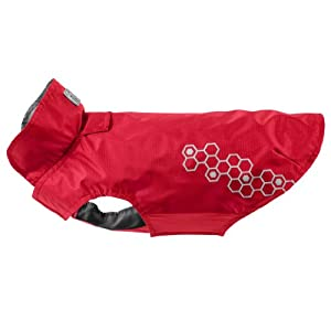 RC Pet Products Venture Shell Reflective, Water Resistant Dog Coat