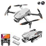 LiLong K80 Air 2S Drone GPS con Doppia Fotocamera 4K EIS HD, Drone Professionale per Adulti, Drone...