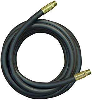 coiled hydraulic hose