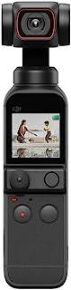 DJI Pocket 2 - Cámara 4K con Estabilización en 3 Ejes, Vlog, Video UHD, Foto de Alta Resolución de 64 MP, Reducción del Ru...