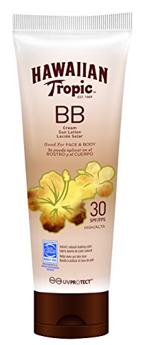 Hawaiian Tropic BB Cream Sonnencreme Tönung LSF 30, 150 ml, 1 St