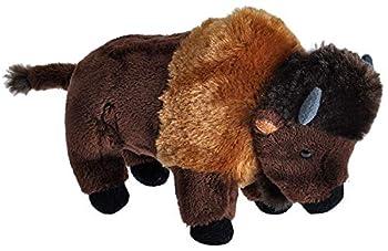 Wild Republic Wild Calls Bison Plush Stuffed Animal Plush Toy Kids Gifts 7.5