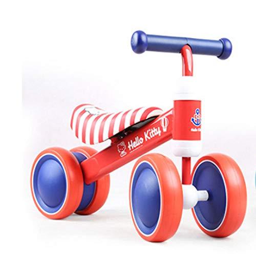 FACAI Scooter para Niños Andador Twister 1-3 Años,C