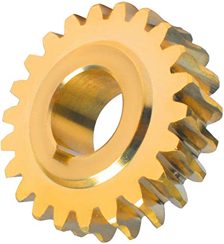 Podoy 51405MA Worm Gear Compatible with Craftsman Murray 2 Duel Stage Snow Blower for 536886540 536886180 5368861108 Hp 536886110 107889650 MT51405MA (22 Teeth)