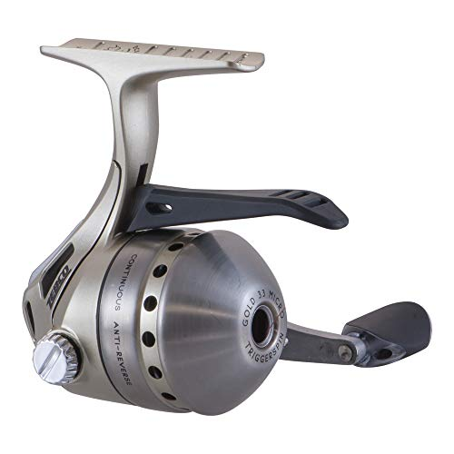 Zebco 33 Micro Gold Triggerspin Reel