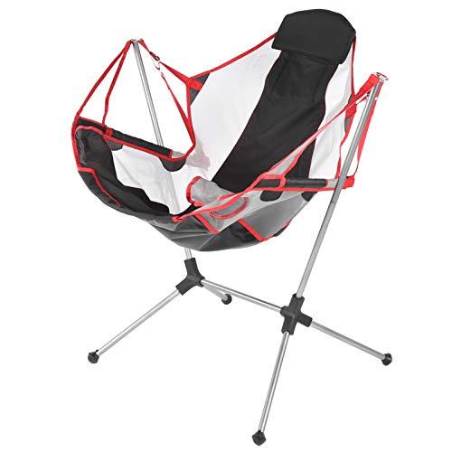 Silla mecedora plegable sillas al aire libre portátil para barbacoas para al aire libre