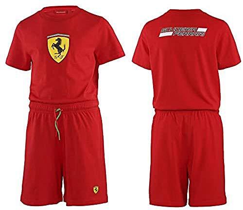 Ferrari Juego De Pijama Talla 2 Años