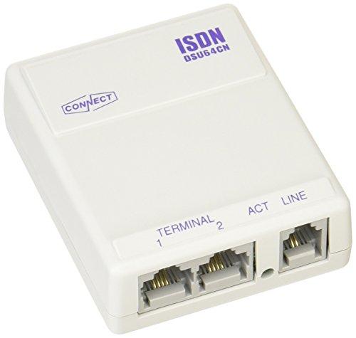 コネクト ISDN回線終端装置 DSU64CN