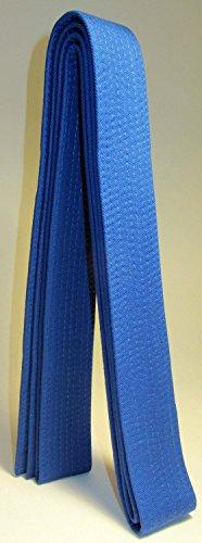 Kick Boxing Karate Judo cinturón (Azul) Extra pequeño niños, Especial para niños tamaño fácil Atar (160cm) Longitud para niños Junior