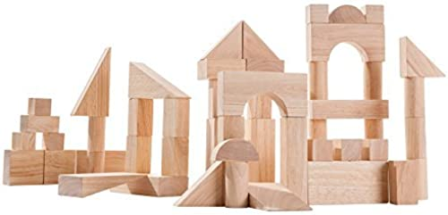Plan Toys 50 Unit Blocks by PlanToys