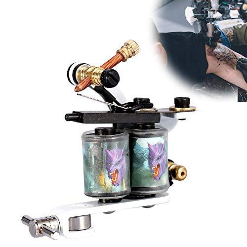 Secant integrierte Spulen Tätowiermaschine Neues Wassertransfer Tätowiergerät(mcs01)