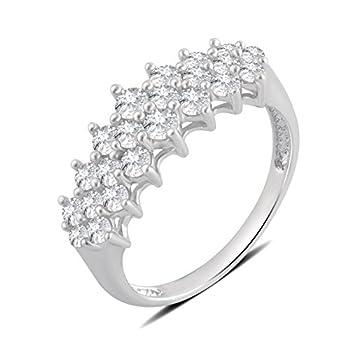 Best diamond pyramid ring Reviews