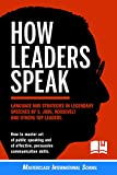 How Leaders Speak: Language and...
