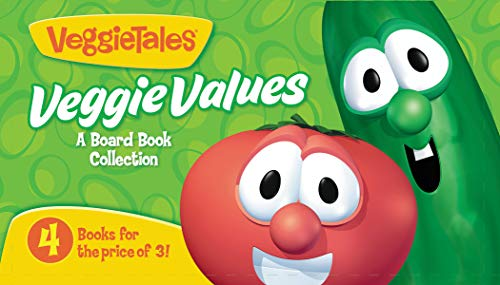 VeggieTales Veggie Values: A Board Book Collection (Big Idea Books / VeggieTales)