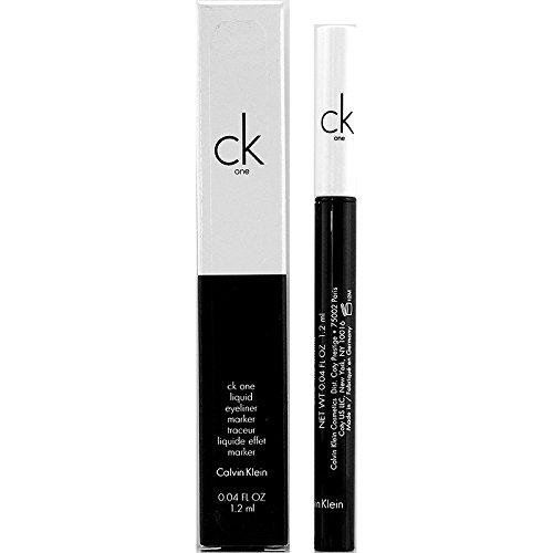 Calvin Klein CK One Cosmetics Liquid Eyeliner Marker 1.2ml - The Drama