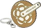 LIKY ® Bicicleta Bici - Llavero Original de Madera Grabado Regalo para los fanáticos del Ciclismo hobre Mujer cumpleaños pasatiempo Colgante Bolso Mochila