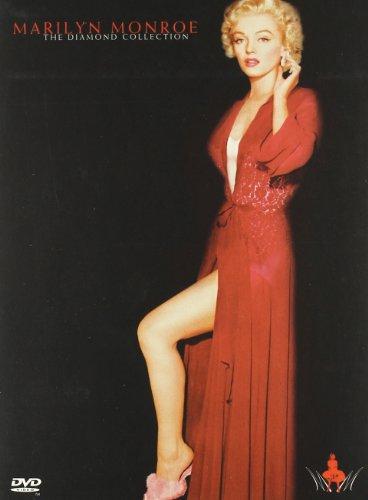 Marilyn Monroe (Los Caballeros Las Prefieren Rubias + Con Faldas Y A Lo Loco +  E.E Bus Stop + Niágara + Rio Sin Retorno + Niebla En El Alma) [DVD]