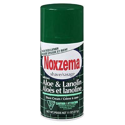 Noxzema Shave Cream Aloe