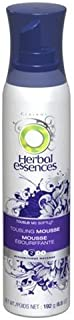Herbal Essences Mousse Tousle Me Softly Tousling 6.8 Ounce (201ml) (3 Pack)