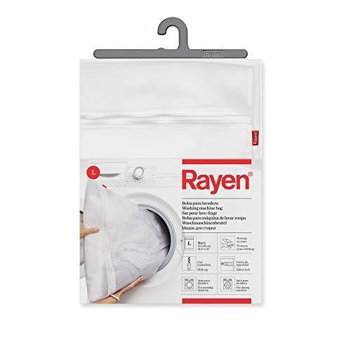 アントレックス Rayen ウォッシング BAG L ホワイト シロ W8×D1cm×29cm 洗濯ネット セット使い分け 乾燥機 セーフティロック 守る 126650