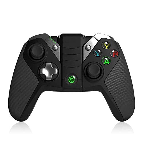 ZOUJIARUI Controlador de Juegos con Cable Bluetooth, Entretenimiento de Juegos USB Cabe Wired Gamepad Controller Joystick