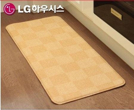 "LG Hausys Kitchen Sink Mat""Wood"" (M)"