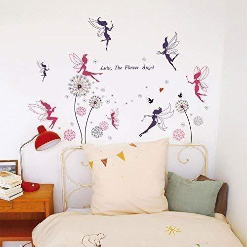 Violet 12 pcs Muraux D/écoration Murale Stickers Wall Decal Autocollants Salon Chambre denfants Nursery Made in Germany Set de papillons 3D