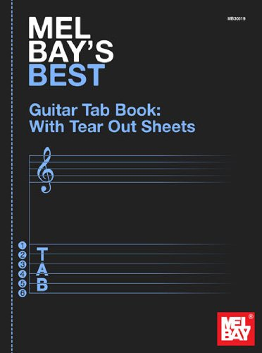 Price comparison product image Best Guitar Tab Book