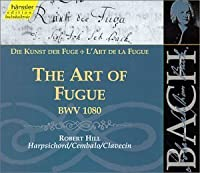 The Art of Fugue BWV1080 (1999-07-13)