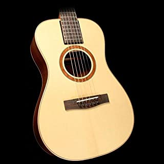 Journey Instruments OF410 Sapele Acoustic-Electric Guitar Natural Satin