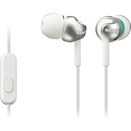 Sony Mdr Ex110apw In Ear Kopfhörer Weiß Elektronik