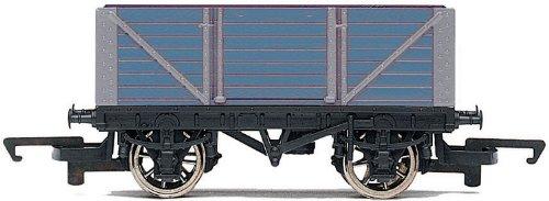 Hornby - R9235 - Modélisme - Light Blue 7 Plank Open Wagon
