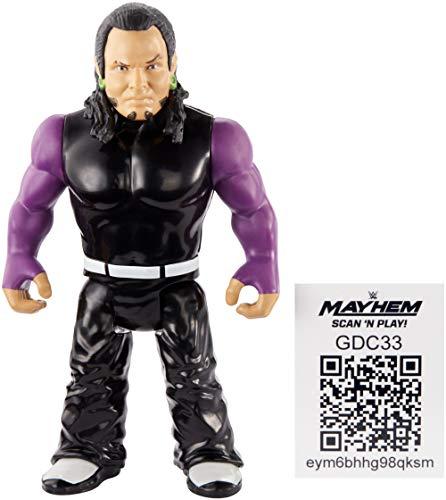 WWE Jeff Hardy Retro App Action Figure