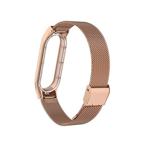 Bracelet de rechange tendance pour montre connectée - Bracelet en maille - Accessoire de montre