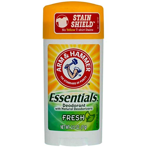 Arm & Hammer Essentials Natural Deodorant Fresh 2.5 oz (Deodorants)