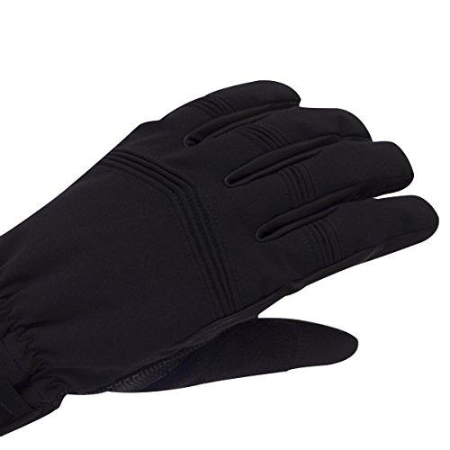 SealSkinz 12116171200140 Gants Mixte Adulte, Noir/Anthracite, FR (Taille Fabricant : XL)