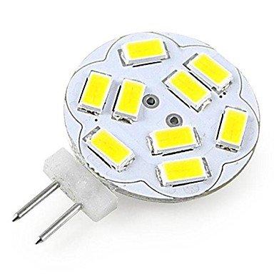 G4 LED Spot Lampen A60(A19) 12 SMD 5730 200 lm Kühles Weiß Dekorativ DC 12 V, warm white