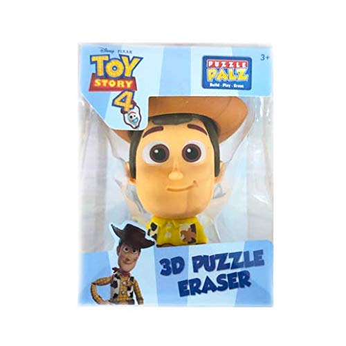 Disney Toy Story Disney Pixar Toy Story 4 Puzzle Palz 3D Giant Puzzle Eraser - Woody