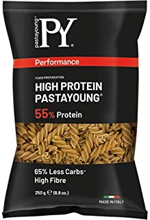 Pasta Young Rustichella High Protein pasta 250 g Fusilli