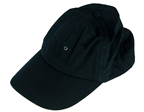 Kobert-Goods Spionagecappy - Gorra de Espionaje con cámara Digital integrada